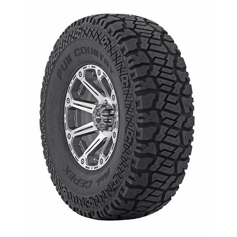 Dekk 305/65R17 Fun Country 33''